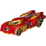 Машинка героев Marvel, Hot Wheels