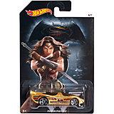 "Машинка ""Бэтмен против Супермена"", Hot Wheels"