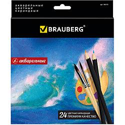 "������� ��������� ����������� ""Artist line"", 24 ��., Brauberg"