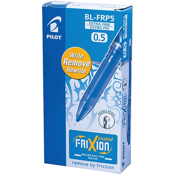 """Гелевая ручка """"Пиши-стирай"""", синяя, Frixion Point"""