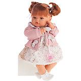 Кукла Каталина в розовом, 42 см, Munecas Antonio Juan
