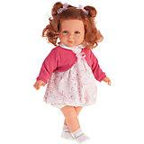 Кукла Нина в ярко-розовом, 55 см, Munecas Antonio Juan