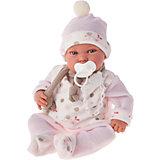 Кукла Камилла в розовом, 40 см, Munecas Antonio Juan