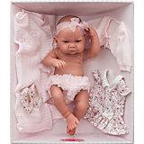 Кукла-младенец Эльза, 42 см, Munecas Antonio Juan
