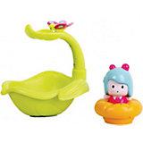 Интерактивная игрушка Листочек-фонтан Мими для ванной, Ouaps