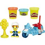 """Игровой набор """"Транспортные средства"""", #1 (синий), Play-Doh Город"""