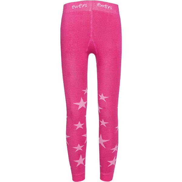 Kinder Thermo Leggings Sterne