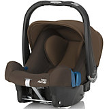 Автокресло BABY-SAFE Plus SHR II 0-13 кг., Britax Römer, Wood Brown