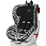 Автокресло KING II LS Smart 9-18 кг., Britax Römer, Zebra
