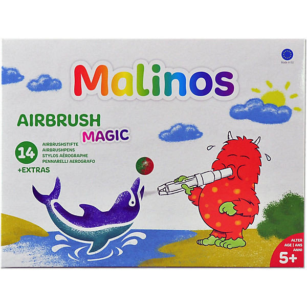 Malinos BloPens Magic XL 14+1
