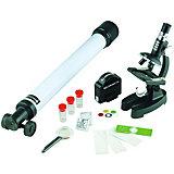 Набор микроскоп+телескоп, Edu-toys