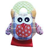 """Развивающая игрушка на руку с прорезывателем Совенок """"Угу"""", Roxy-Kids"""