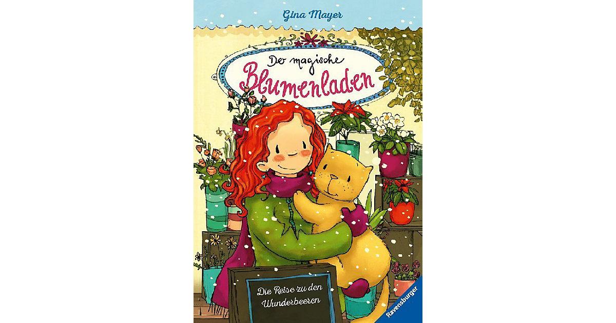 Buch - Der magische Blumenladen: Die Reise zu den Wunderbeeren