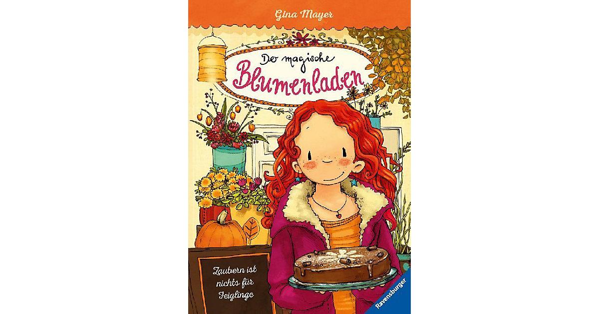 Buch - Der magische Blumenladen: Zaubern ist nichts Feiglinge Kinder