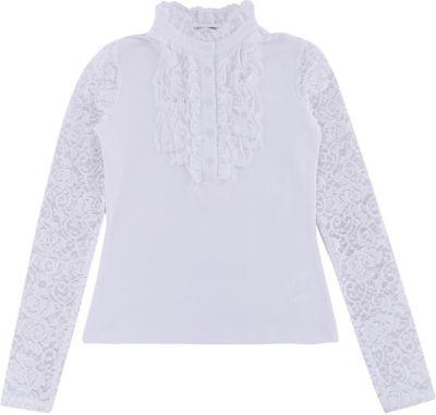 Блузка для девочки Вива Skylake - белый