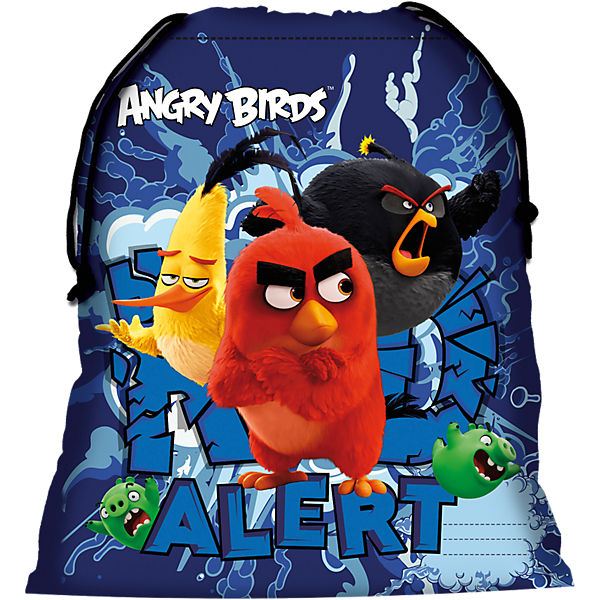 Sportbeutel Angry Birds