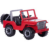 "Bruder Джип ""Jeep"", красный"