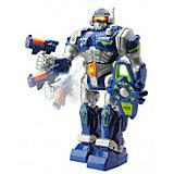 Экстремальный воин, 28 см, синий, HAP-P-KID