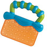 Игрушка-прорезыватель, оранжевая, Playgro