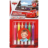"""Аквагрим карандаши """"Multiart"""", Disney Cars"""