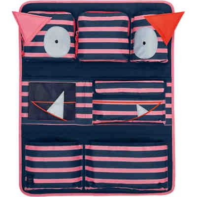 Auto Rückenlehnentasche 4kids Wrap-to-Go, Little Monsters, Mad Mable