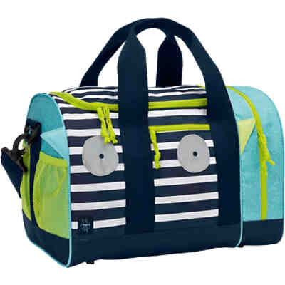 Sporttasche 4Kids, Mini Sportsbag, Little Monsters,  Bouncing Bob