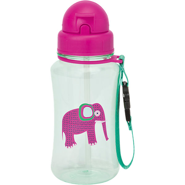 Trinkflasche, 4Kids, Wildlife, Elephant