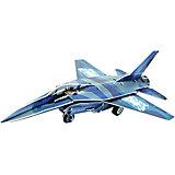 3D Пазл Истребитель F-16 инерционный, 42 детали