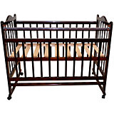 Кроватка Briciola 1, Briciola, темная