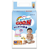 Подгузники Mini Pack 6-11 кг., 17 шт, M*8, GOON