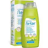 Шампунь для волос и чувстительной кожи головы 250 мл., ЛА-КРИ