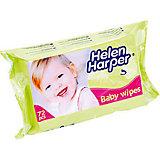 Детские влажные салфетки 72 шт., Helen Harper