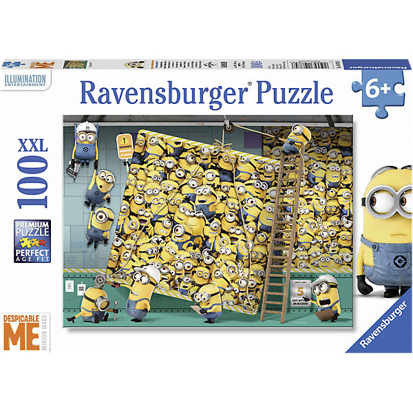 Puzzle 100 Teile Minions
