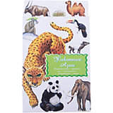"""Дидактические карточки """"Животные Азии"""""""