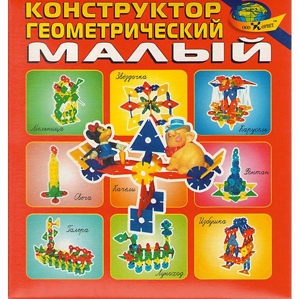 """Развивающая игра """"Конструктор геомертический (малый)"""""""