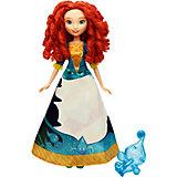 """Модная кукла """"Принцесса в юбке с проявляющимся принтом"""", Принцессы Дисней, B5295/B5301"""