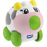 """Музыкальная игрушка """"Корова на колесах: Ферма"""", Go Go Music, Chicco"""
