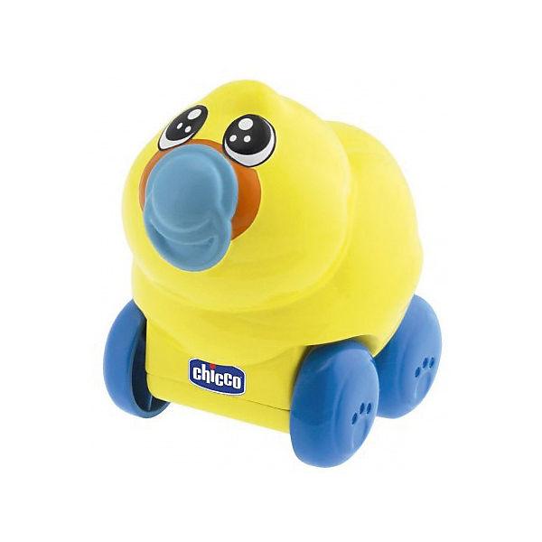 """Музыкальная игрушка """"Утка на колесах: Ферма"""", Go Go Music, Chicco"""