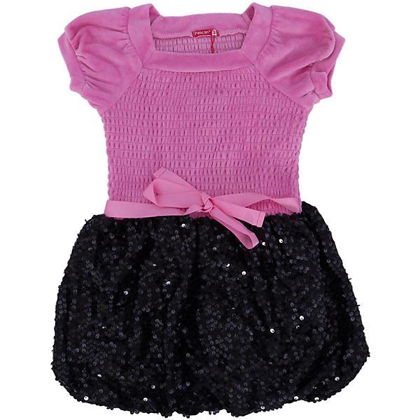 Платье для девочки PELICAN - розовый