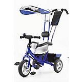 Трехколесный велосипед, VipLex, синий
