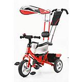 Трехколесный велосипед, VipLex, красный
