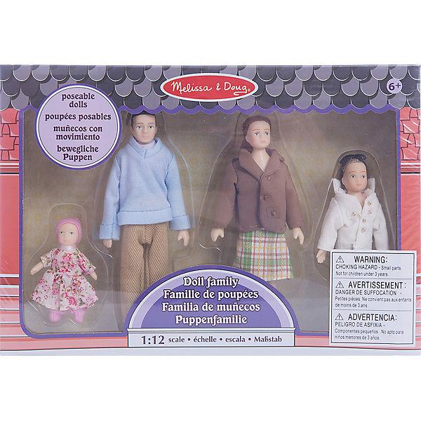 """Куклы """"Семья"""" (для викторианского дома), Melissa&Doug"""