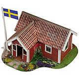 """Сборная модель """"Шведский домик"""""""