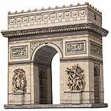 """Сборная модель """"Триумфальная арка"""""""