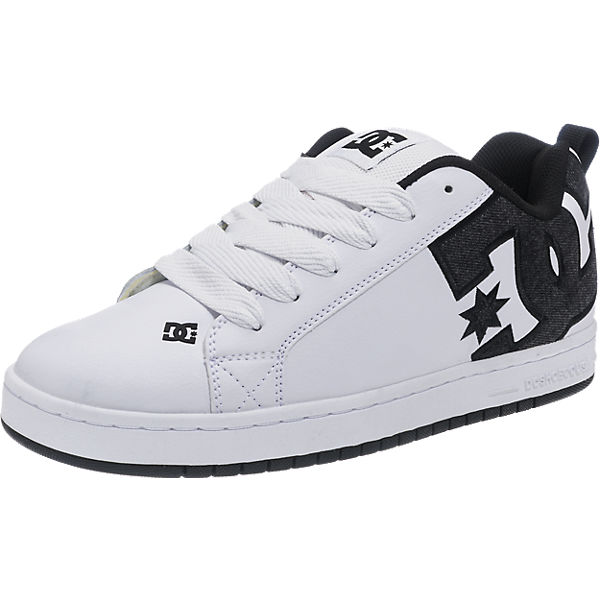 DC Shoes Court Graffik Sneakers