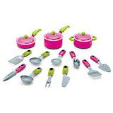 """Игровой набор """"Моя кухня"""", 16 предметов, Keenway"""