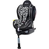 Автокресло Smart Sport SideArmor & CuddleMe ISO-FIX, 9-18 кг., Welldon, Zebra