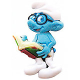Джибитс для сабо Crocs Brainy Smurf