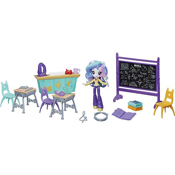 """Игровой набор мини-кукол """"Пижамная вечеринка"""", Эквестрия герлз"""