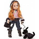 Кукла Ханна с собачкой, 50 см, Götz